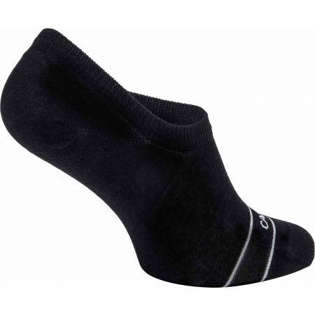 Dámské ponožky - Calvin Klein WOMEN LINER 2P SPARKLE STRIPE ALICE - 5