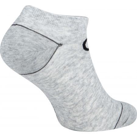 Dámské ponožky - Calvin Klein 2PK REPEAT LOGO - 3