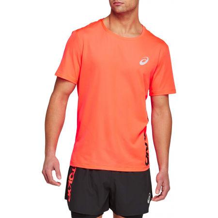 Asics FUTURE TOKYO VENTILATE SS TOP - Pánské běžecké triko