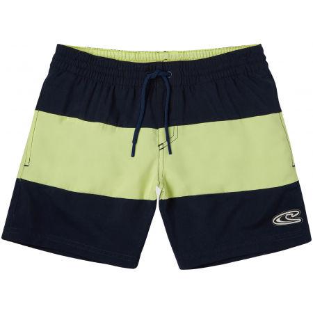 O'Neill PB BLOCK SHORTS - Chlapecké šortky do vody