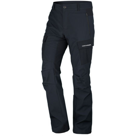 Northfinder ISAI - Pánské softshellové kalhoty