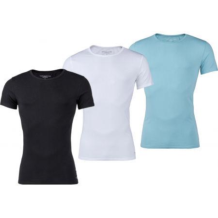 Tommy Hilfiger CN TEE SS 3 PACK PREMIUM ESSENTIALS - Pánské tričko