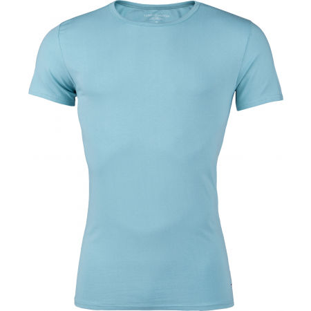 Pánské tričko - Tommy Hilfiger CN TEE SS 3 PACK PREMIUM ESSENTIALS - 5