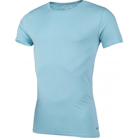 Pánské tričko - Tommy Hilfiger CN TEE SS 3 PACK PREMIUM ESSENTIALS - 6