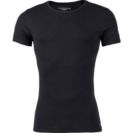 Pánské tričko - Tommy Hilfiger CN TEE SS 3 PACK PREMIUM ESSENTIALS - 8