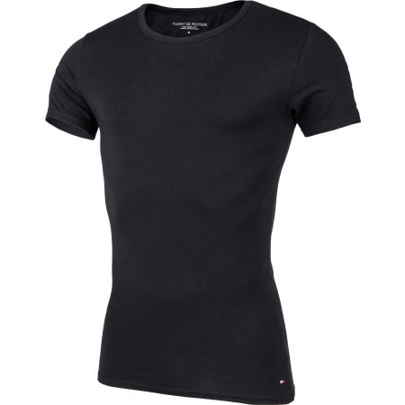Pánské tričko - Tommy Hilfiger CN TEE SS 3 PACK PREMIUM ESSENTIALS - 9