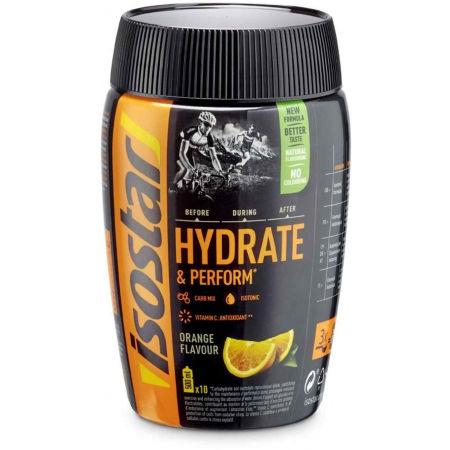 Isostar HYDRATE PERFORM 400 G - Isotonický nápoj