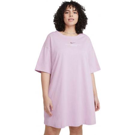 Nike NSW SWSH DRSS SS W - Dámské šaty