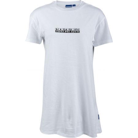 Napapijri S-BOX W LONG - Dámské tričko