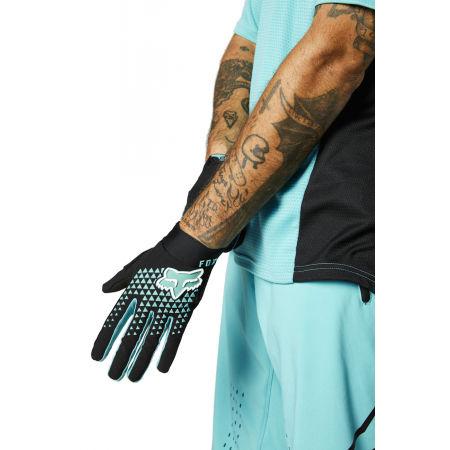 Fox DEFEND - Pánské cyklistické rukavice