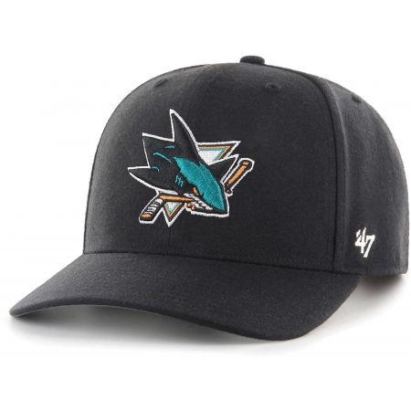 47 NHL SAN JOSE SHARKS COLD ZONE MVP DP - Kšiltovka