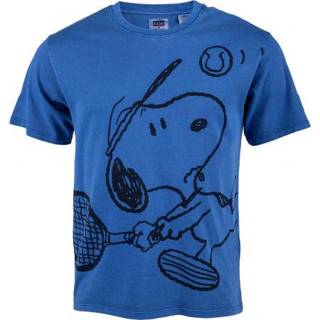 Levi's GRAPHIC RLXED OVERSZE - Pánské tričko