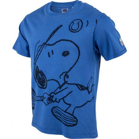 Pánské tričko - Levi's GRAPHIC RLXED OVERSZE - 2