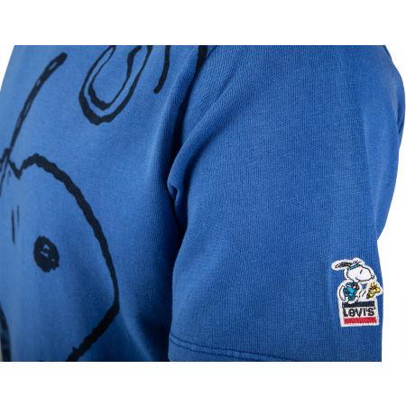 Pánské tričko - Levi's GRAPHIC RLXED OVERSZE - 4