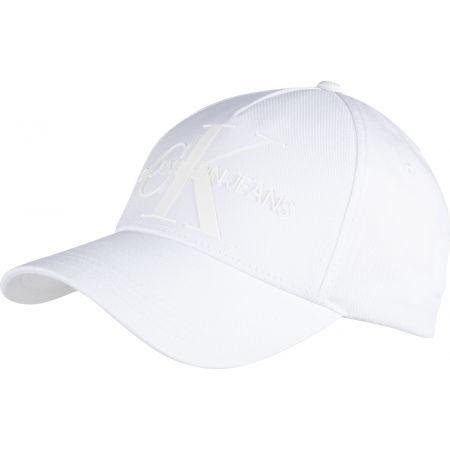 Calvin Klein MONOGRAM CAP TPU - Dámská kšiltovka