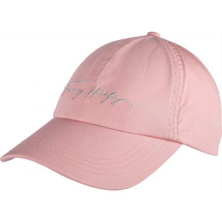 Tommy Hilfiger SIGNATURE CAP - Dámská kšiltovka