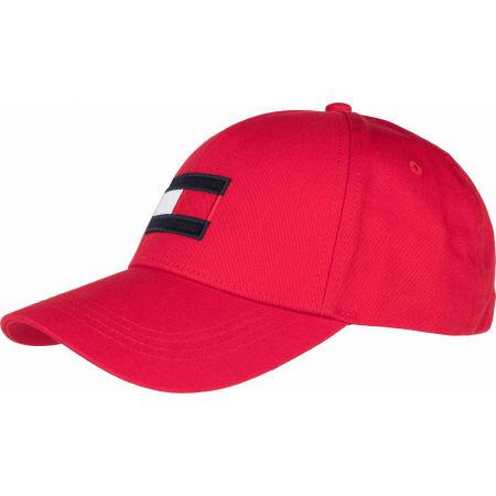 Tommy Hilfiger BIG FLAG CAP - Pánská kšiltovka