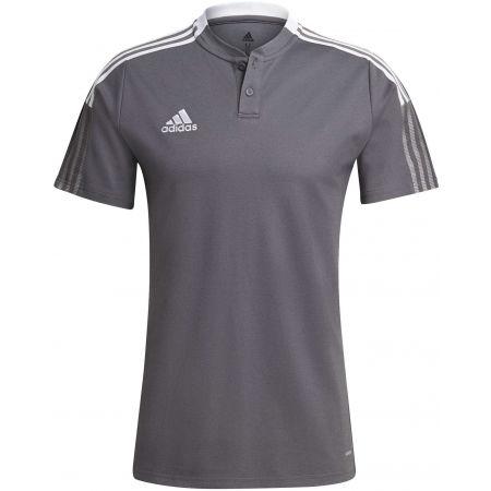 adidas TIRO21 POLO - Pánské fotbalové triko
