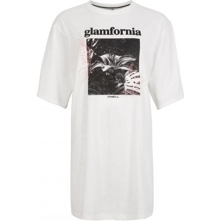 O'Neill LW GRAPHIC T-SHIRT - Dámské prodloužené tričko