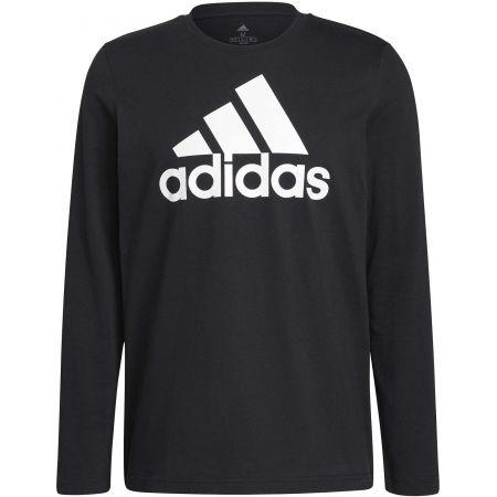 adidas BL SJ LS T - Pánské tričko