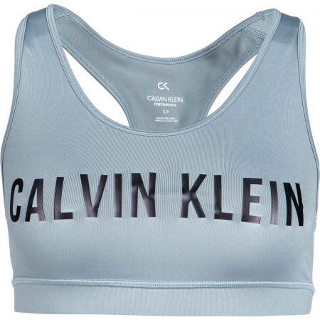 Calvin Klein MEDIUM SUPPORT BRA - Dámská sportovní podprsenka