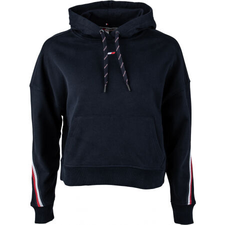 Tommy Hilfiger RELAXED TAPE HOODIE LS