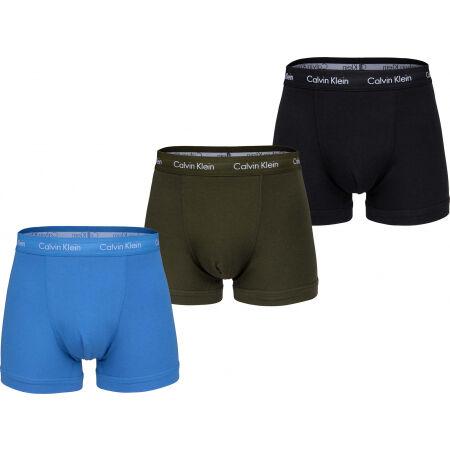 Calvin Klein 3P TRUNK - Pánské boxerky