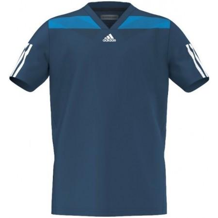 Dětské tenisové triko - adidas B BARR SEMIFIT
