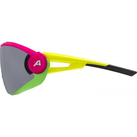 Sluneční brýle - Alpina Sports 5W1NG Q+CM - 2