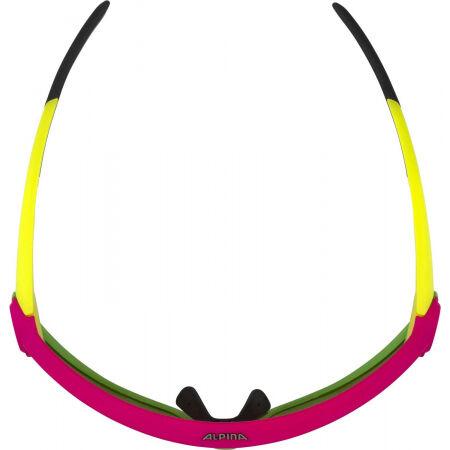 Sluneční brýle - Alpina Sports 5W1NG Q+CM - 4