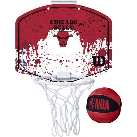 Wilson NBA MINI HOOP BULLS