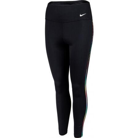 Nike ONE RAINBOW LDR 7/8 TGT W - Dámské legíny