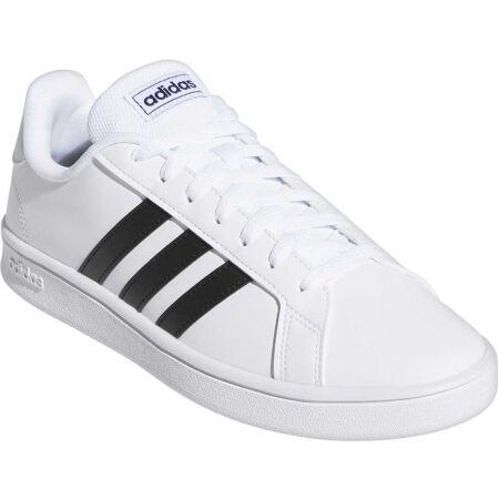 adidas GRAND COURT BASE - Pánská volnočasová obuv