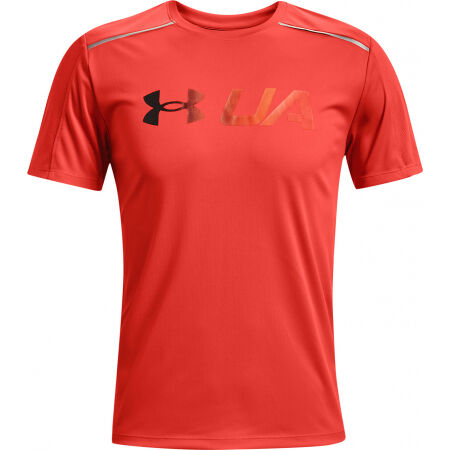 Under Armour RUN GRAPHIC PRINT FILL SS