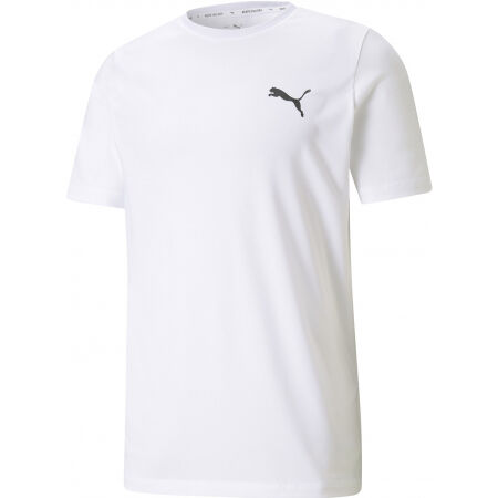Puma ACTIVE SMALL LOGO TEE - Pánské sportovní triko