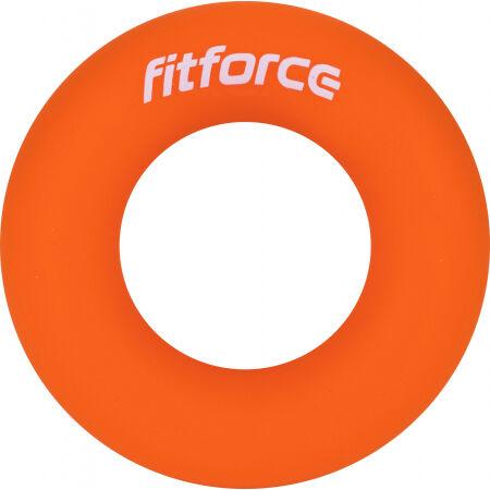 Fitforce RINGGRIP HARD - Posilovací kolečko