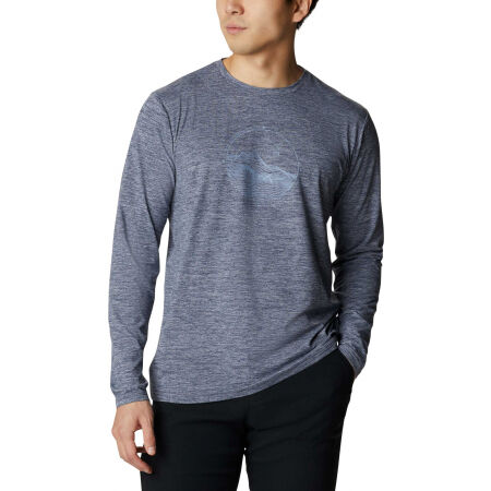 Columbia TECH TRAIL GRAPHIC LONG SLEEVE