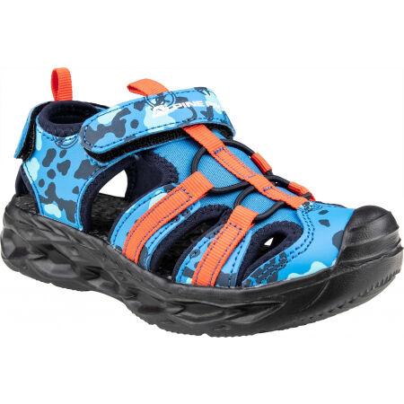 ALPINE PRO QUITO - Dětské sandálky
