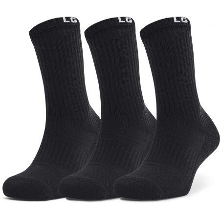 Under Armour CORE CREW 3PK - Pánské ponožky