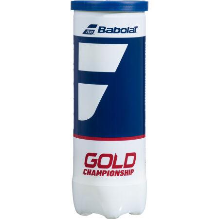 Babolat GOLD CHAMPIONSHIP X3