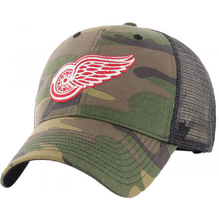 47 NHL DETROIT RED WINGS CAMO BRANSON MVP