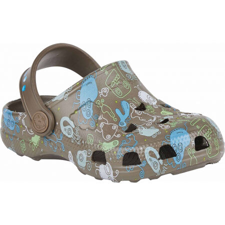 Coqui LITTLE FROG - Dětské sandály