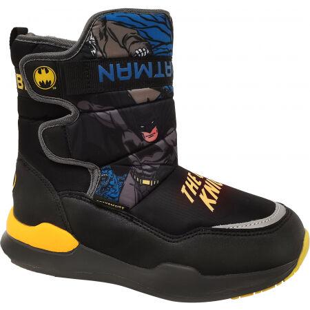 Warner Bros COOLIN BATMAN - Dětská zimní obuv