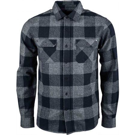 Willard NIKS - Pánská flanelová košile