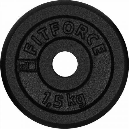 Fitforce PLB 1,5KG 25MM