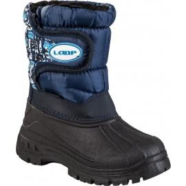 Loap JERRY - Dětská zimní obuv