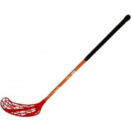 HS Sport LUNGEN RED 80CM - Florbalová hokejka