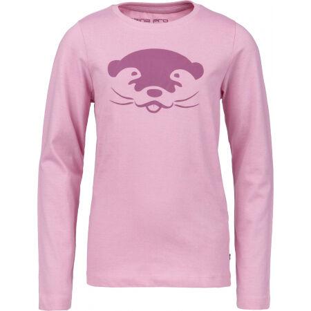 ALPINE PRO ANSLO - Dívčí tričko