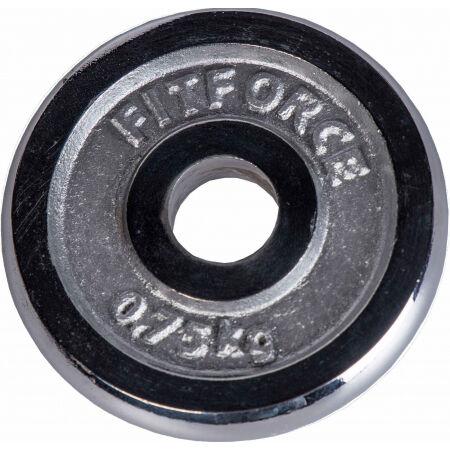 Nakládací kotouč - Fitforce PLC 0,75KG 25MM