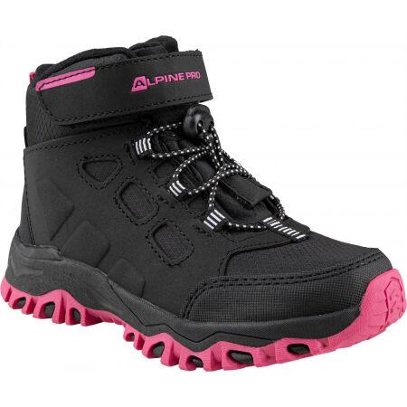 ALPINE PRO KIMORO - Dětská outdoorová obuv